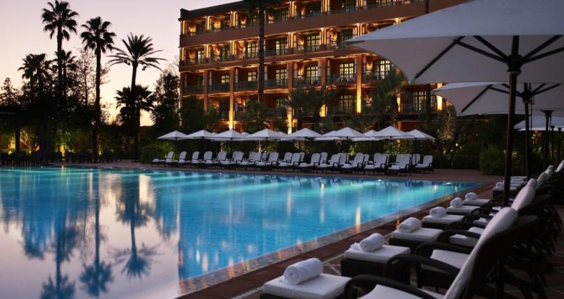 La Mamounia, joyau architectural de Marrakech, est à vendre !!!